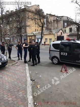 Возле одесского Привоза произошла массовая драка