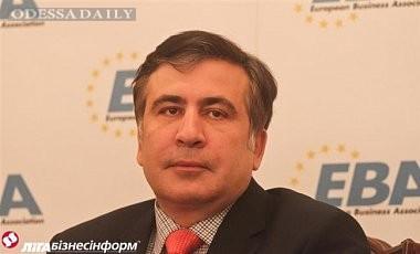 Саакашвили может возглавить список УДАР-Солидарность на Одесчине