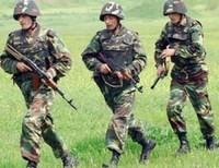 Российские пограничники помогают украинцам уничтожать террористов