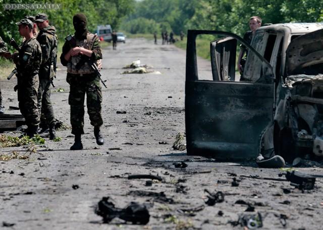 Вторжение в Украину: последние события в Донбассе и Крыму - 23