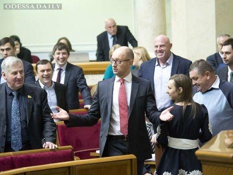 Соня Кошкина: По состоянию на сейчас. БПП категорически против Яценюка. Весь вопрос в том, сколько дадут голосов