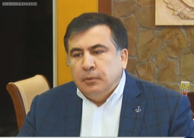Саакашвили о назначенном вместо Сакварелидзе прокуроре Одесской области: Стоянов – символ коррупции