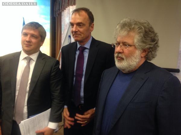 Нафтогаз не будет подписывать контракт с новым главой Укрнафты без обязательств по дивидендах