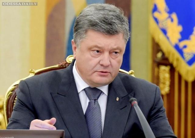 Порошенко сказал, когда в Украине отменят запрет российских соцсетей и сервисов