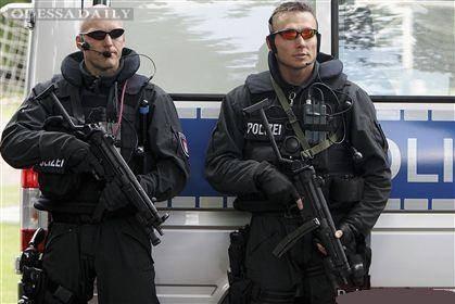 В Германии задержали троих подозреваемых в причастности к терактам в Париже