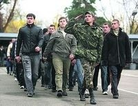 Депутаты поручили Турчинову подумать о возобновлении призыва в армию