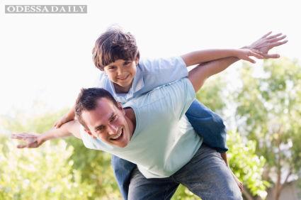 Как научить папу играть с ребенком