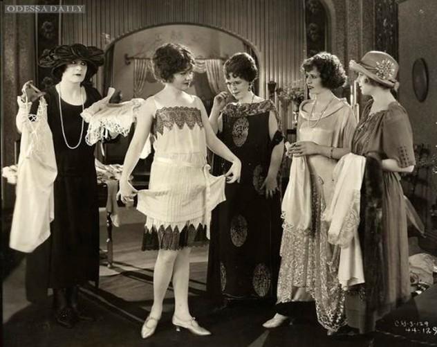Мода родом из кино: как одевались в 1920-е
