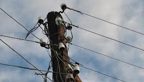 Из-за обрыва электросетей парализовано движение в центре города