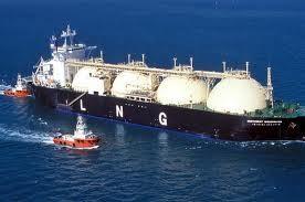 Украина хочет построить терминал для сжиженого газа в Средиземном море