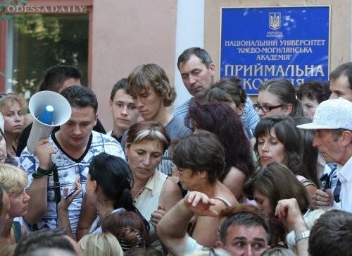 С 11 июля в Украине стартует вступительная кампания