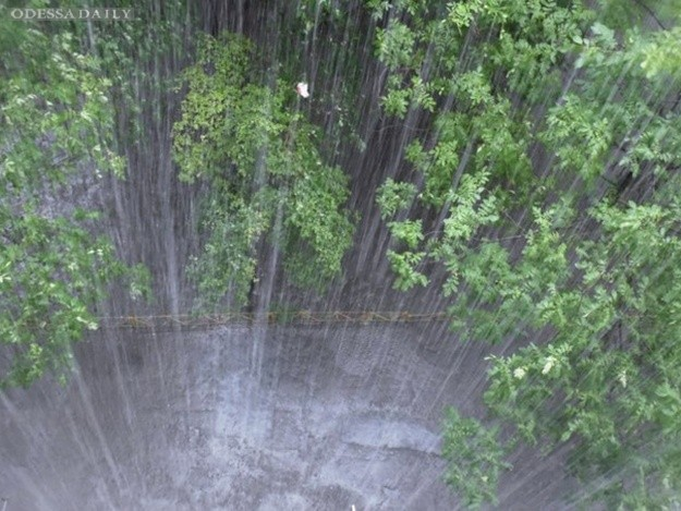Сегодня в Одессе объявлено штормовое предупреждение