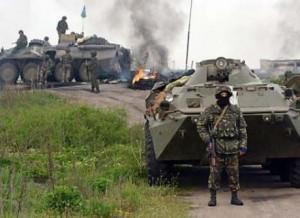 Вторжение в Украину: последние события в Донбассе и Крыму - 14
