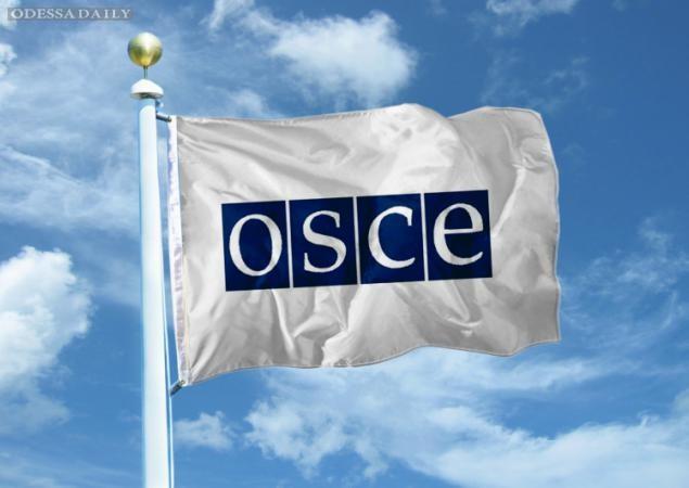 Миссия ОБСЕ едет на российско-украинскую границу