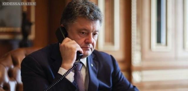 Меркель, Олланд, Порошенко и Путин обсудили конфликт в Донбассе