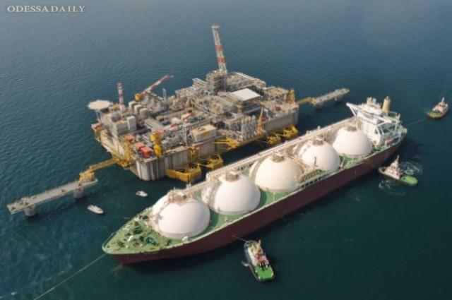 США начнут экспортировать газ в Европу в 2015 году
