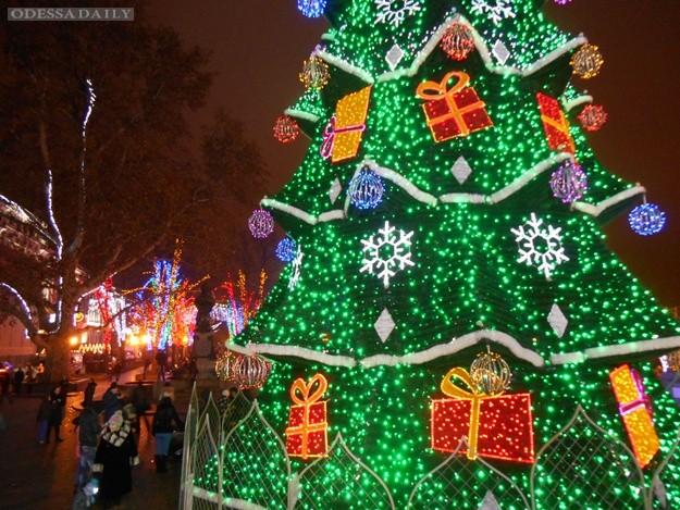 Новый год на Думской площади в Одессе: когда начинается концерт и кто выступает