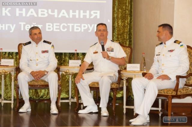 Международные учения Си Бриз стартовали в Одессе