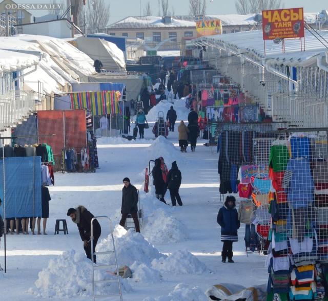 Юру Енакиевского «вышвырнули» с рынка «7 километр»