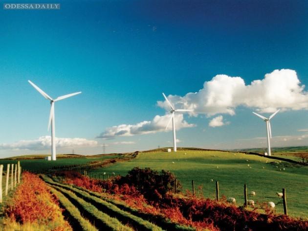 Зеленая энергетика растет год от года