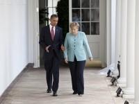 Обама и Меркель настаивают на выполнении Минских соглашений